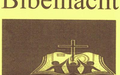 18. Niedernburger Bibelnacht