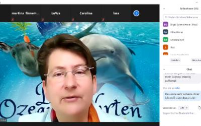 Per Videokonferenz in die Tiefsee tauchen